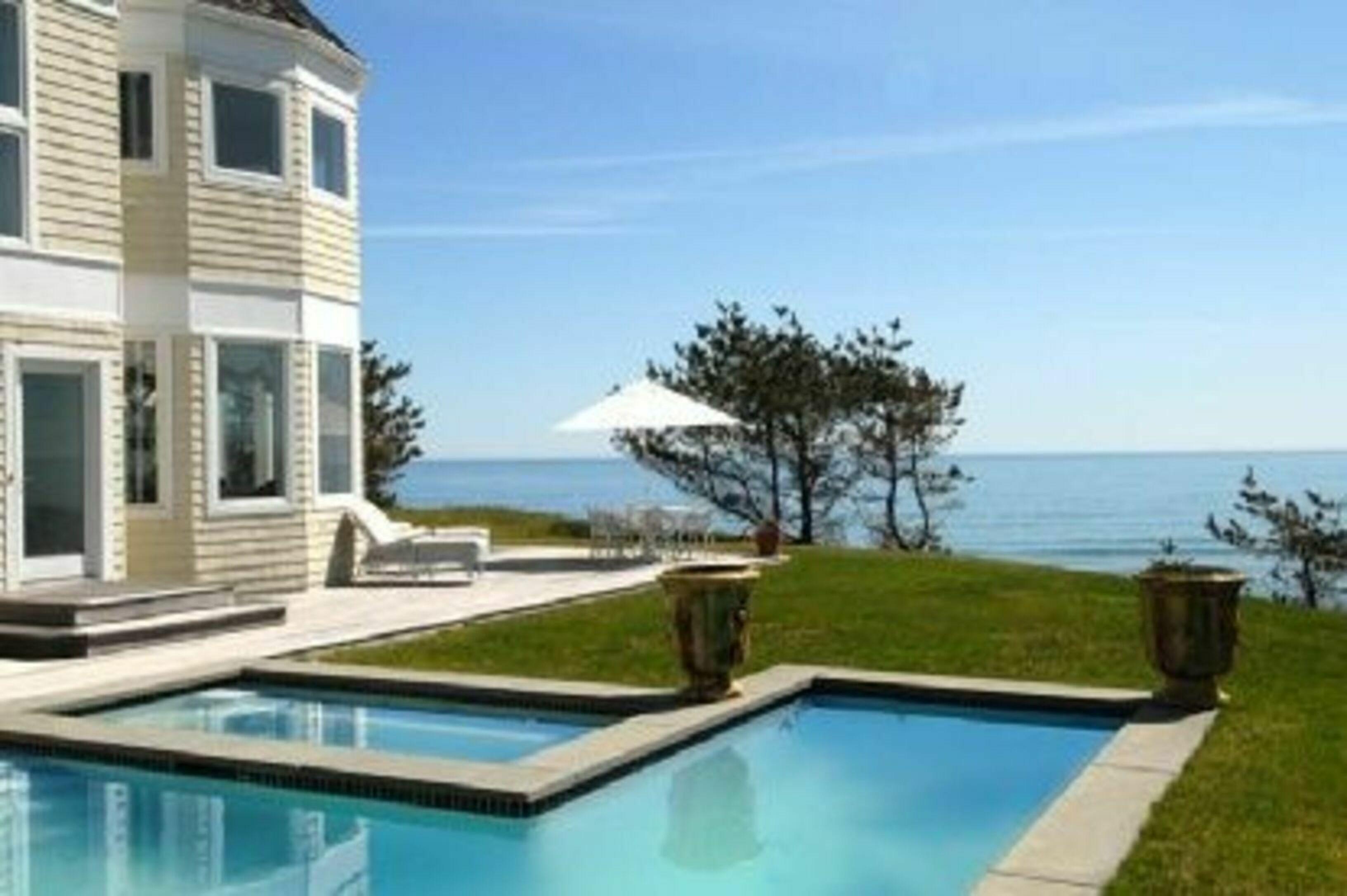 Beautiful Oceanfront Home
