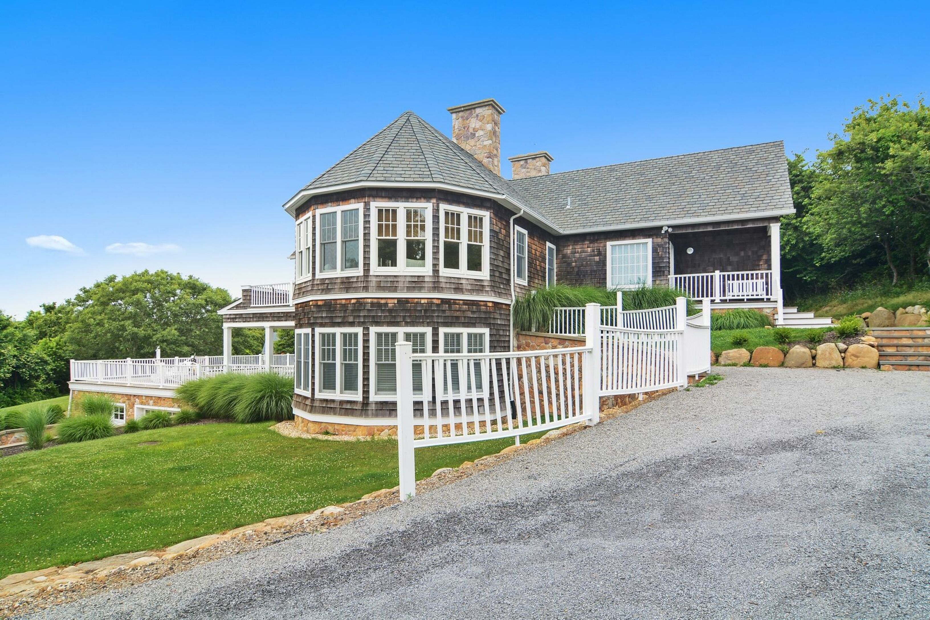 Great House in Culloden Estates