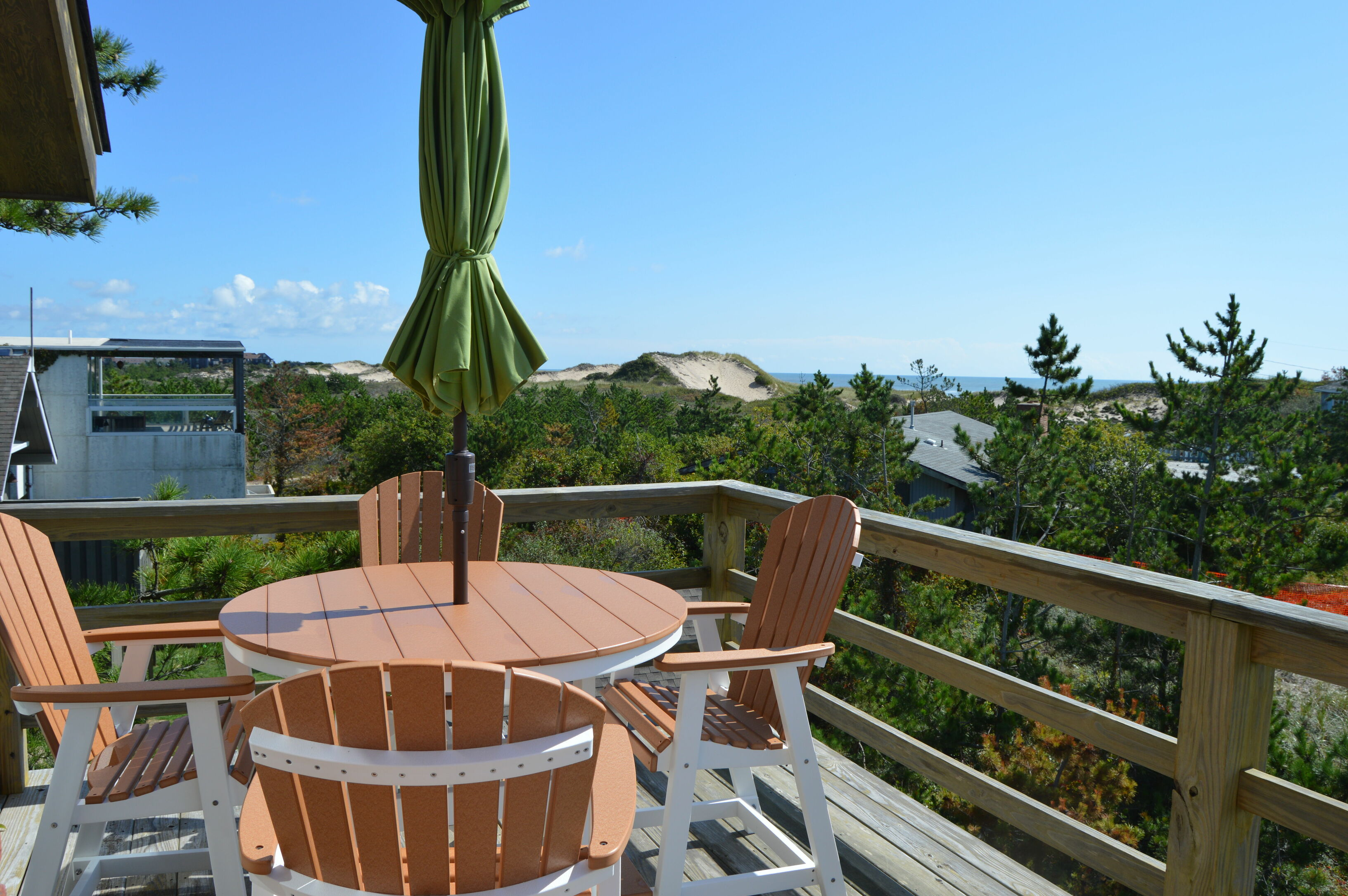 Beach house with an Oceanview